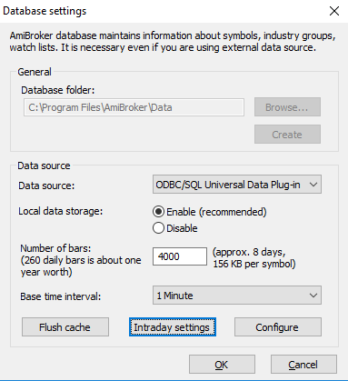ami-database-settings